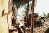 Sarangkot~Austrian camp | photo © KENGO WATANABE.
