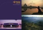 タイ国際航空PR誌 タイ国際航空日本地区コールセンター | Travel 1 | photo © KENGO WATANABE.